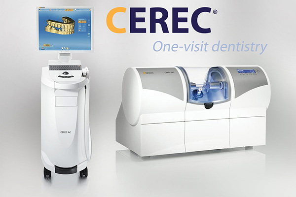 CEREC - One Visit Crowns